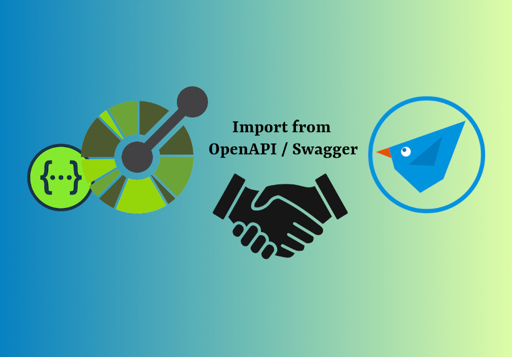 Import API endpoints from OpenAPI or Swagger Specifications